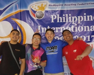 Philippine Int Open 2017