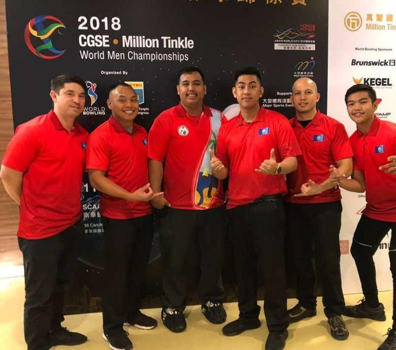 Team Guam 2018 WBMC