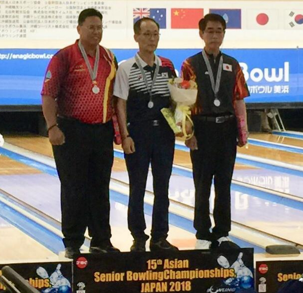 15th ASBC winners Singles