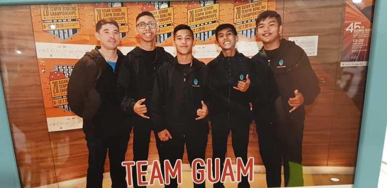 ASBC 2019 Team Guam photo