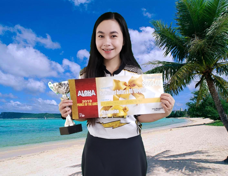 Prince Champion Claricelle Aniceto